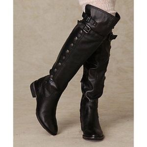 e0db057fc606 Sam Edelman. Sam Edelman Over Knee Boots 8.5 S-Pierce Pierce